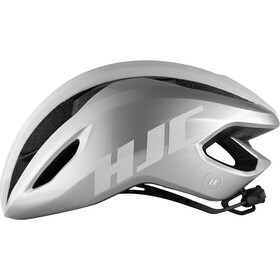 HJC Valeco Road Casque, silver/white